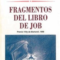 Fragmentos del libro de Job
