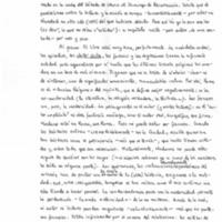 Carta de Francisco Rico, pascua 1983