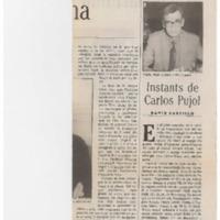 Instants de Carlos Pujol