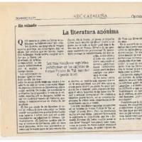 la literatura anónima.pdf